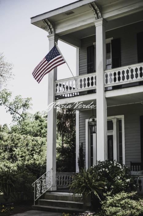 Американский сад